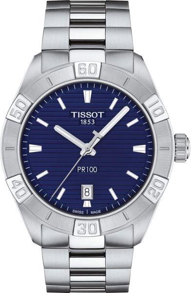 Tissot - Horloge Heren - PR100 Sport - T1016101104100-1
