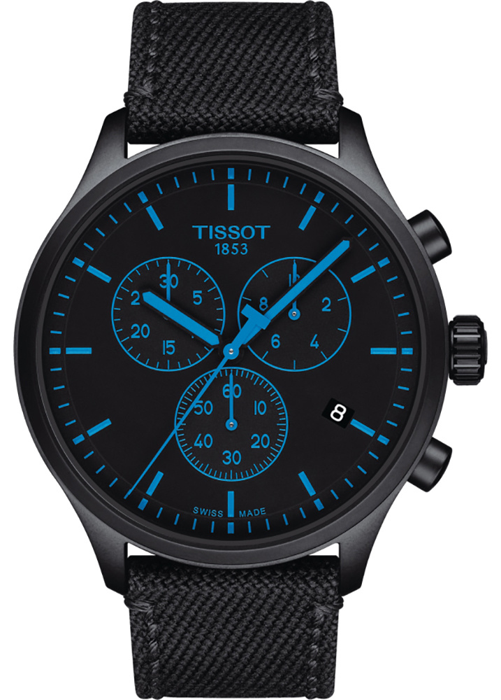 Tissot - Horloge Heren - T-Sport Chrono XL -  T1166173705100-1