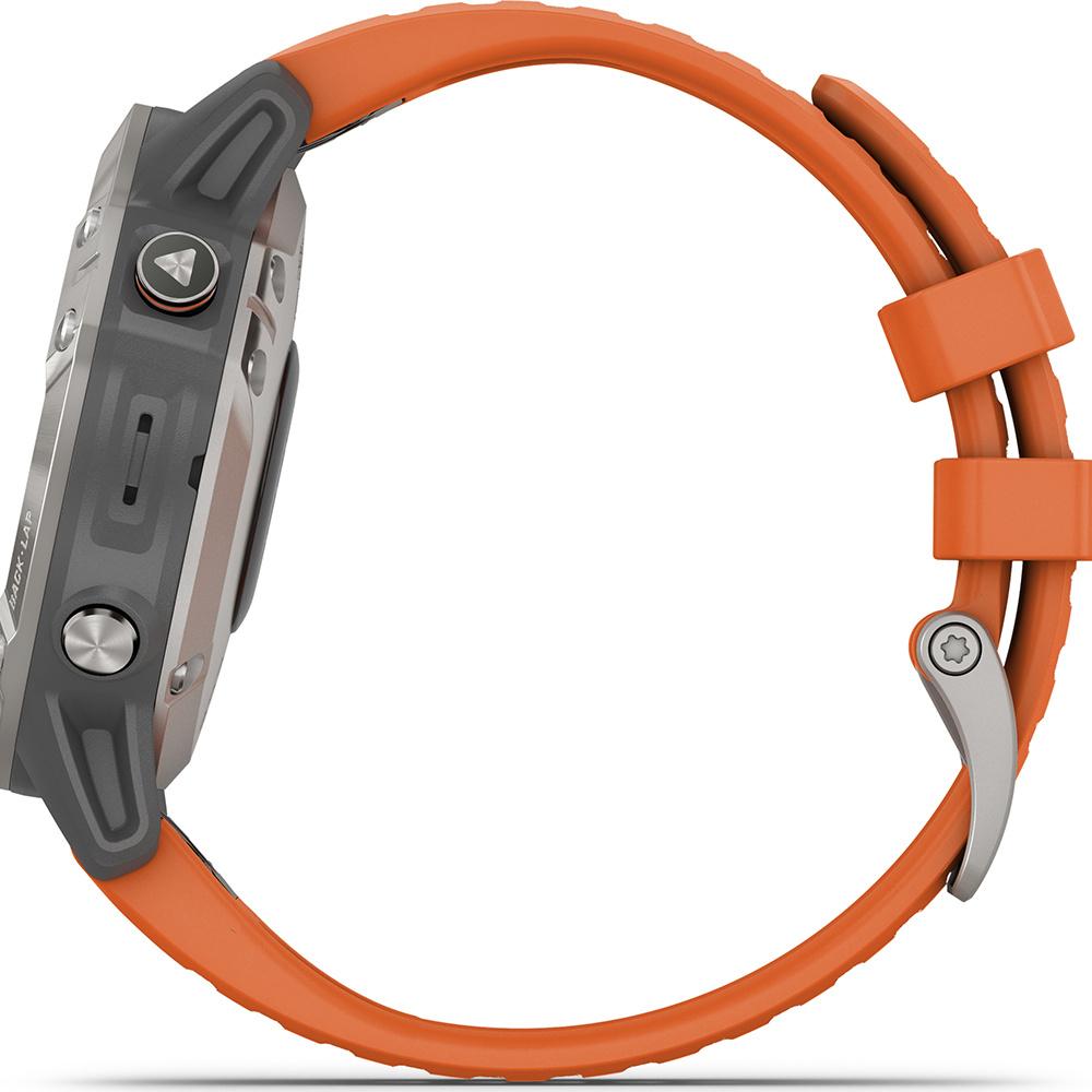 Garmin -  Horloge Heren - Fenix 6 Pro - Sapphire-4