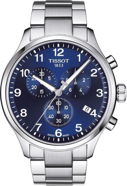 Tissot - Horloge Heren - T-Sport Chrono XL -  T1166171104701-1