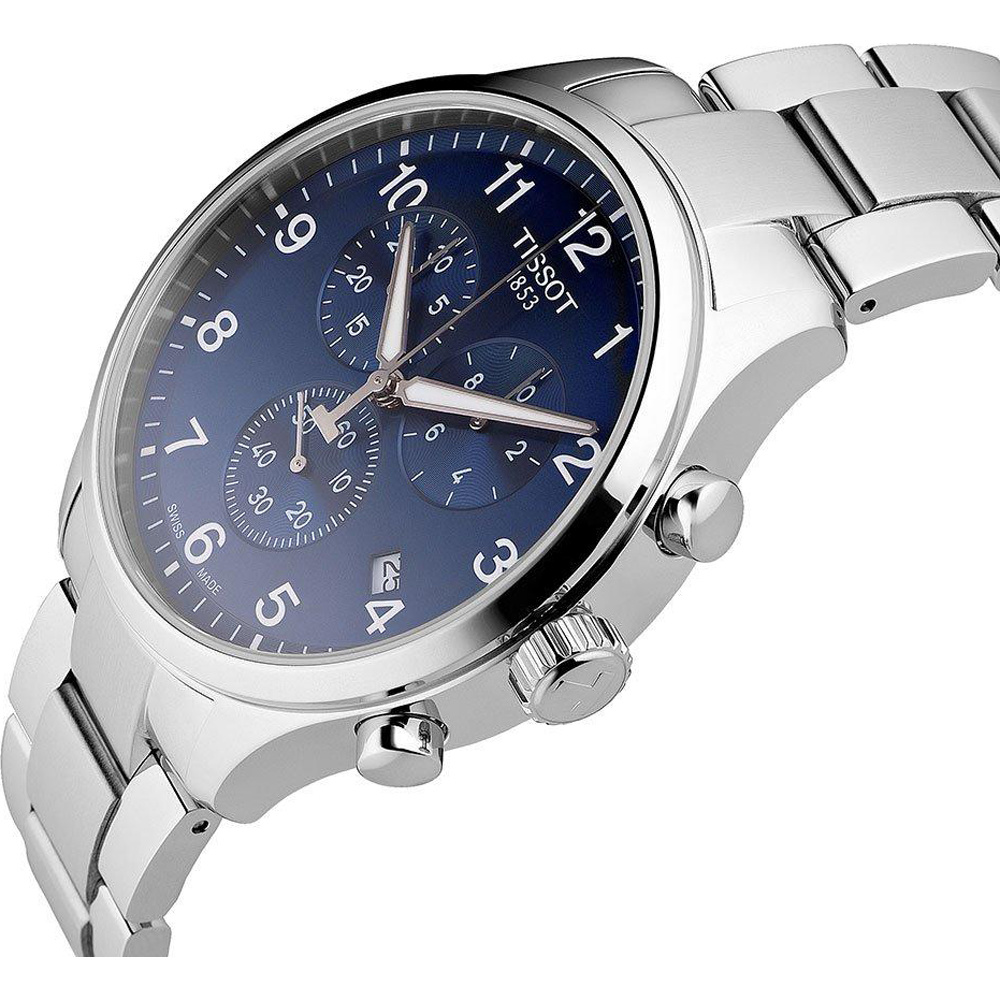 Tissot - Horloge Heren - T-Sport Chrono XL -  T1166171104701-2
