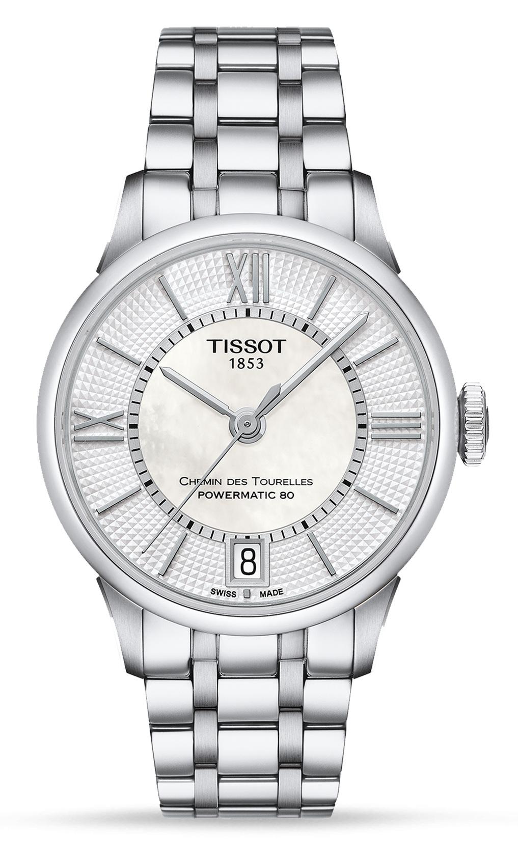 Tissot - Horloge Dames - Chemin Des Tourelles - T0992071111600-1