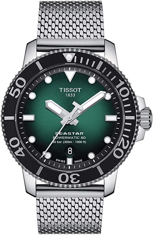 Tissot - Horloge Heren - Seastar 1000 - T1204071109100-1