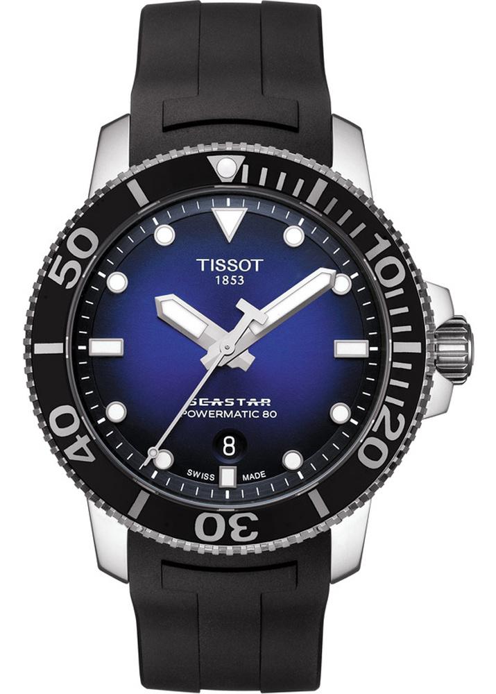 Tissot - Horloge Heren - Seastar 1000 - T1204071704100-1
