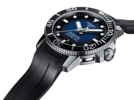 Tissot - Horloge Heren - Seastar 1000 - T1204071704100-2