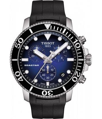 Tissot - Horloge Heren - Seastar 1000 - T1204171704100