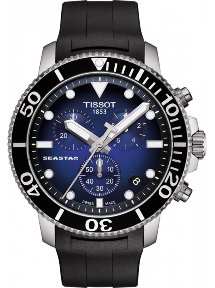 Tissot - Horloge Heren - Seastar 1000 - T1204171704100-1