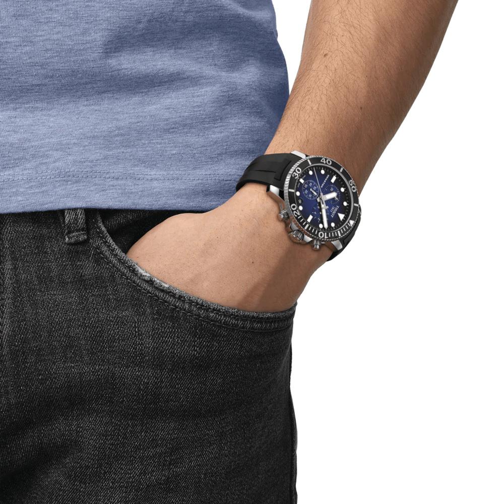 Tissot - Horloge Heren - Seastar 1000 - T1204171704100-2