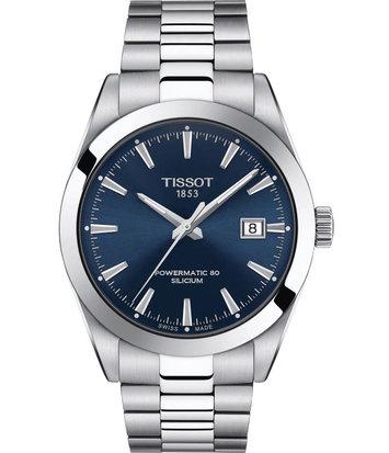 Tissot - Horloge Heren - Gentleman T-Classic -  T1274071104100