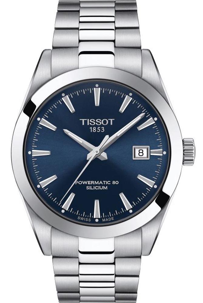 Tissot - Horloge Heren - Gentleman T-Classic -  T1274071104100-1