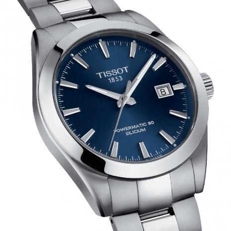 Tissot - Horloge Heren - Gentleman T-Classic -  T1274071104100-2