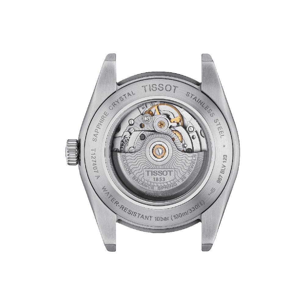 Tissot - Horloge Heren - Gentleman T-Classic -  T1274071104100-4
