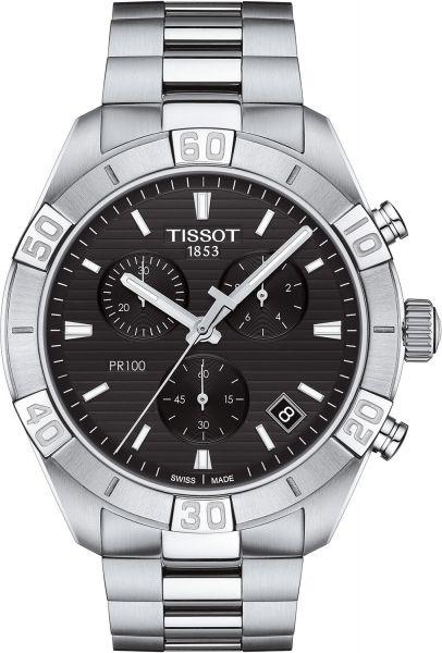 Tissot - Horloge Heren - PR100 Sport - T1016171105100-1