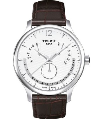 Tissot - Horloge Heren - T-Classic Tradition - T0636371603700