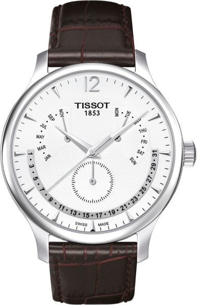 Tissot - Horloge Heren - T-Classic Tradition - T0636371603700-1