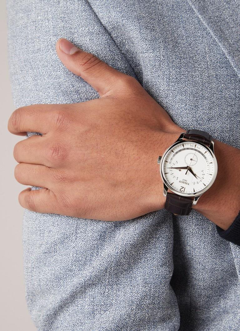Tissot - Horloge Heren - T-Classic Tradition - T0636371603700-2