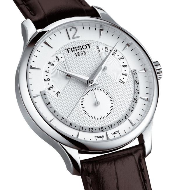 Tissot - Horloge Heren - T-Classic Tradition - T0636371603700-3