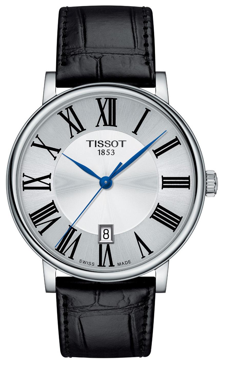 Tissot - Horloge - Carson Large - T1224101603300-1