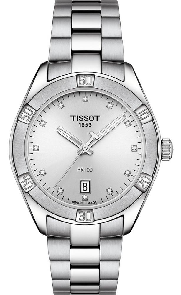 Tissot - Horloge Dames - Classic PR100 - T1019101103600-1