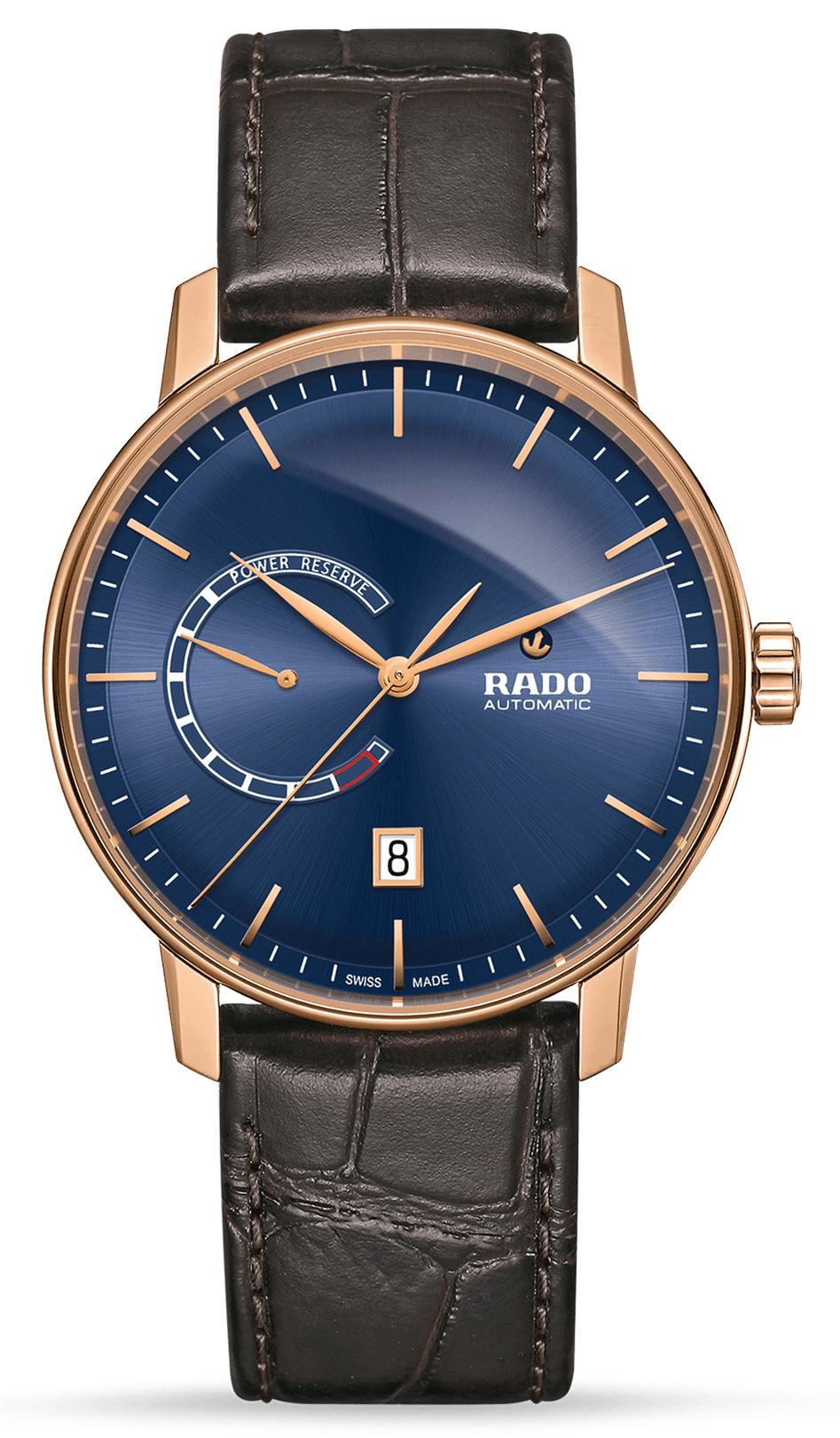 Rado - Horloge Heren - Coupole Classic - R22879205-1