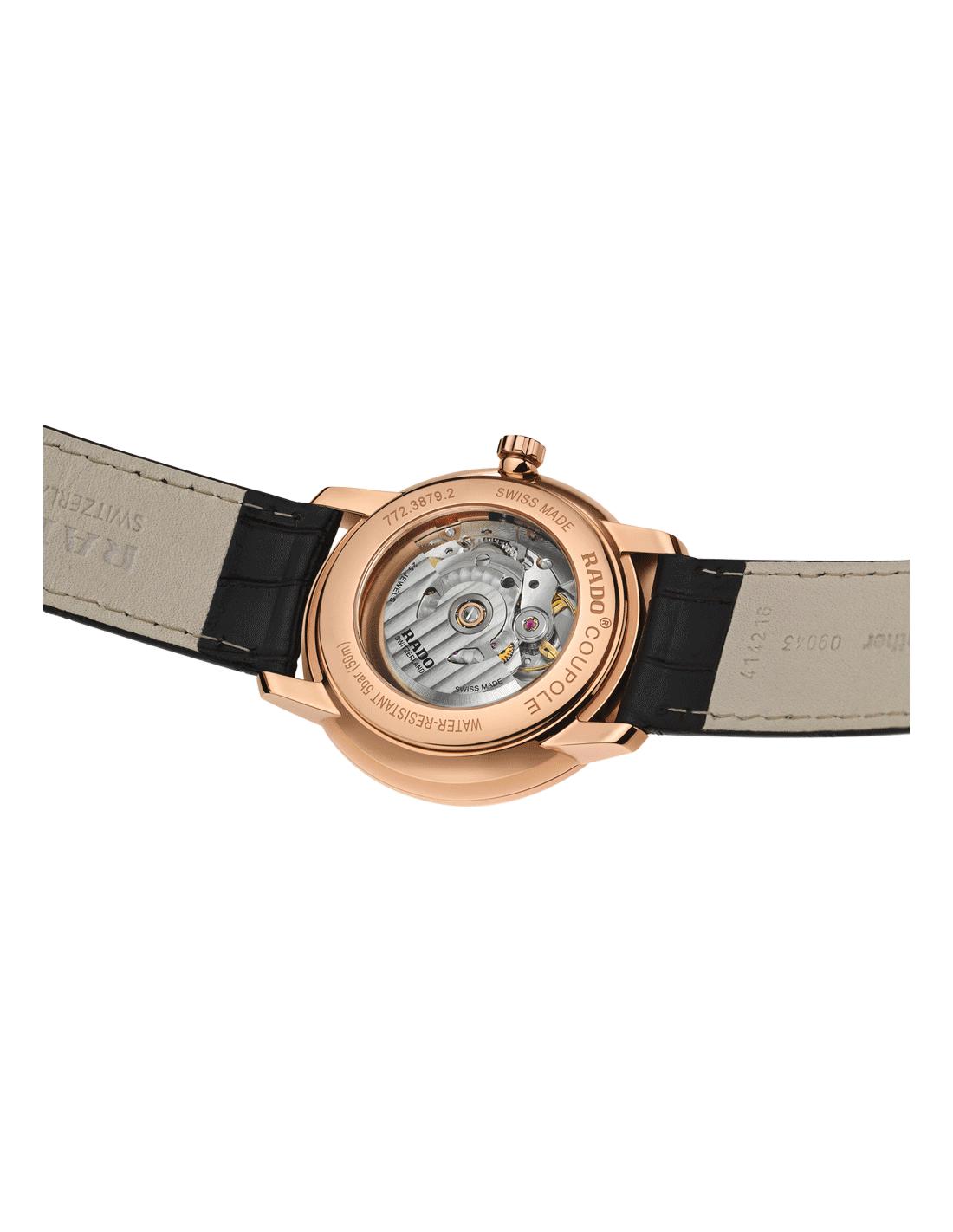 Rado - Horloge Heren - Coupole Classic - R22879205-2
