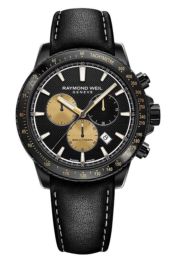 Raymond Weil - Horloge Heren - Marshall Limitied - Tango - 8570-BKC-MARS1-1