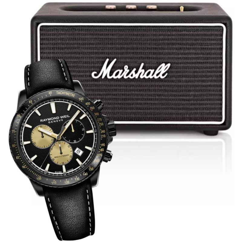 Raymond Weil - Horloge Heren - Marshall Limitied - Tango - 8570-BKC-MARS1-3