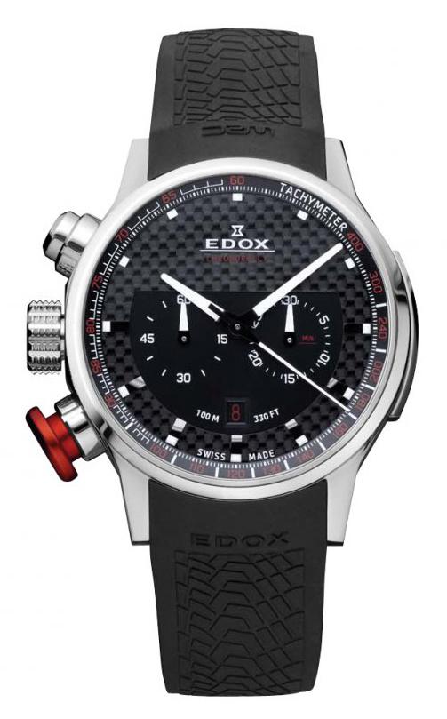 Edox - Horloge Heren - Chrono Rally - 10302-37N-NOR - Copy-1