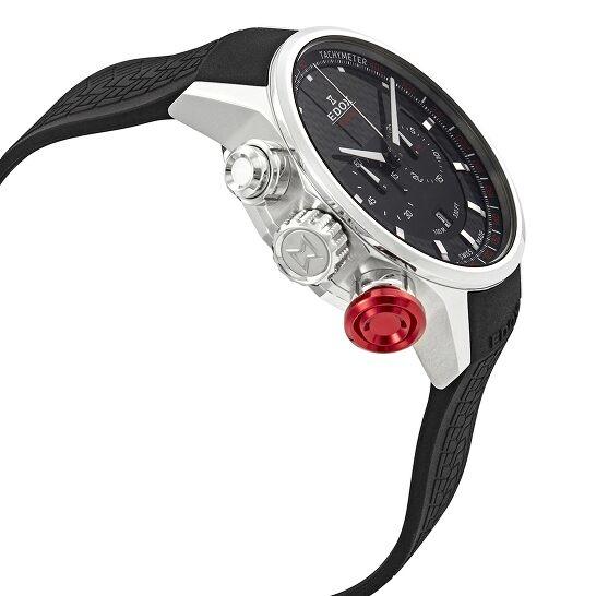 Edox - Horloge Heren - Chrono Rally - 10302-37N-NOR - Copy-2