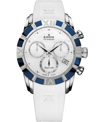 Edox - Horloge Dames - 10405-357B-NAIN
