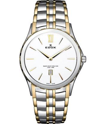 Edox - Horloge Dames - Grand Ocean - 26025 357J BID