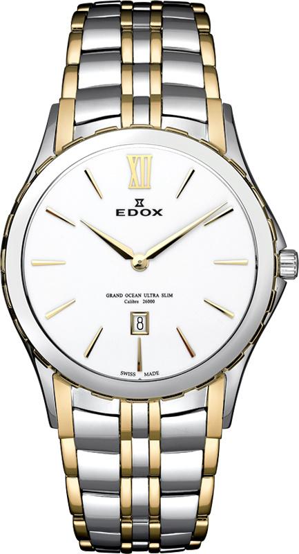 Edox - Horloge Dames - Grand Ocean - 26025 357J BID-1