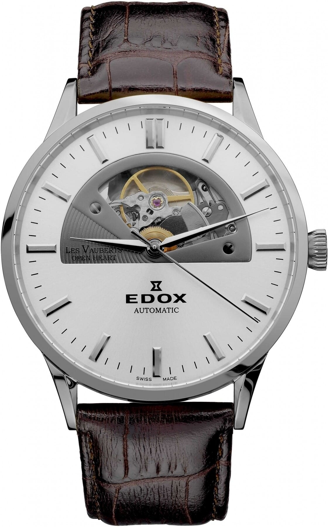 Edox - Horloge Heren - Les Vauberts - 85014 3 AIN-1