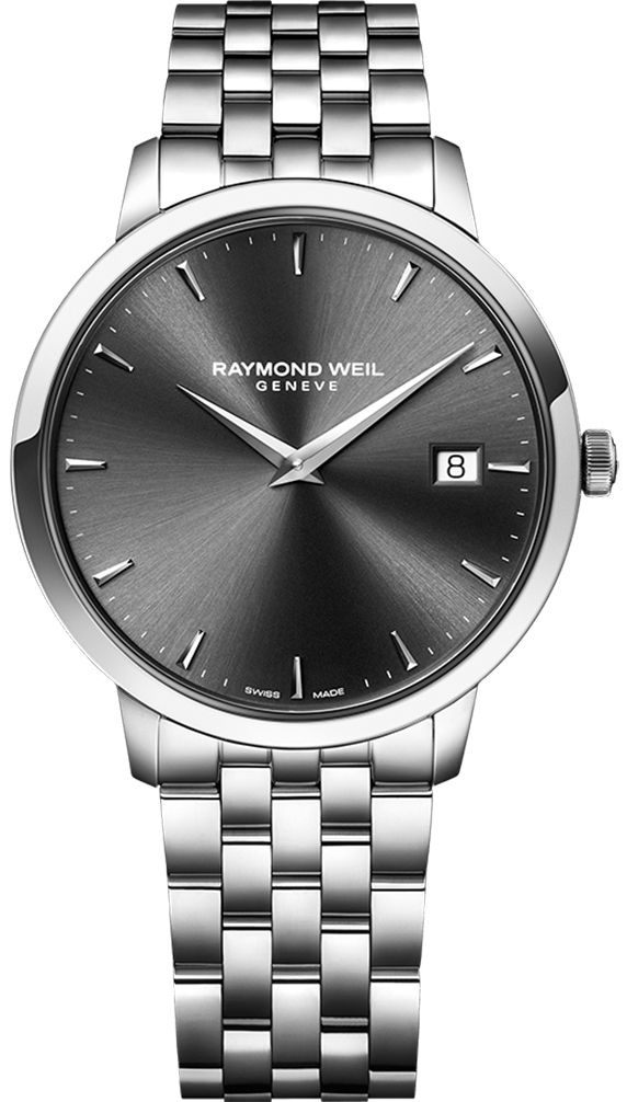 Raymond Weil - Horloge Heren - Toccata - 5488-ST-60001-1