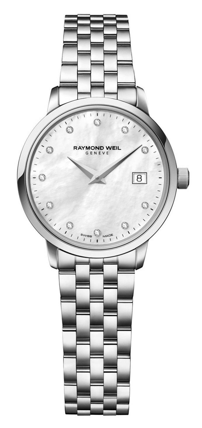 Raymond Weil - Horloge Dames - Toccata - 5988-ST-97081 - Copy-1