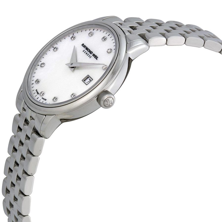 Raymond Weil - Horloge Dames - Toccata - 5988-ST-97081 - Copy-2