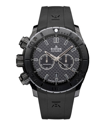 Edox - Horloge Heren - Limited Edition - Edox Iceshark III - 10304 37N2 GIN