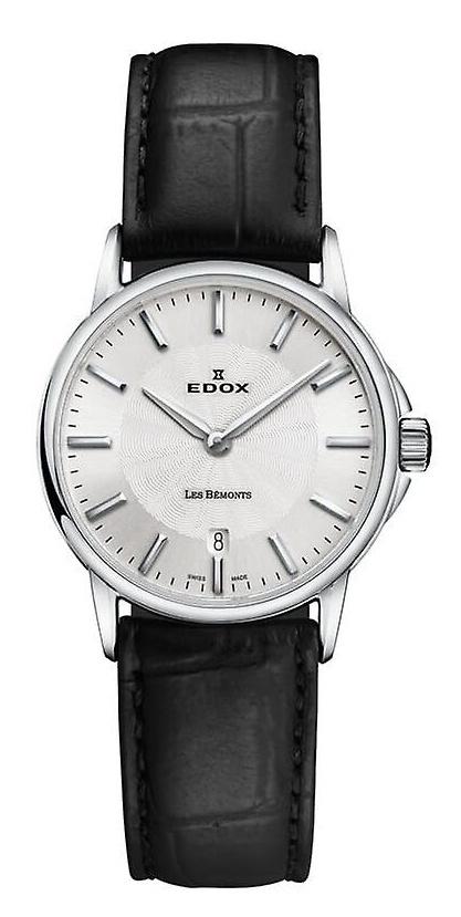 Edox - Horloge Dames - Les Bemonts - 57001 3 AIN-1