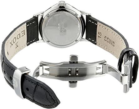 Edox - Horloge Dames - Les Bemonts - 57001 3 AIN-2