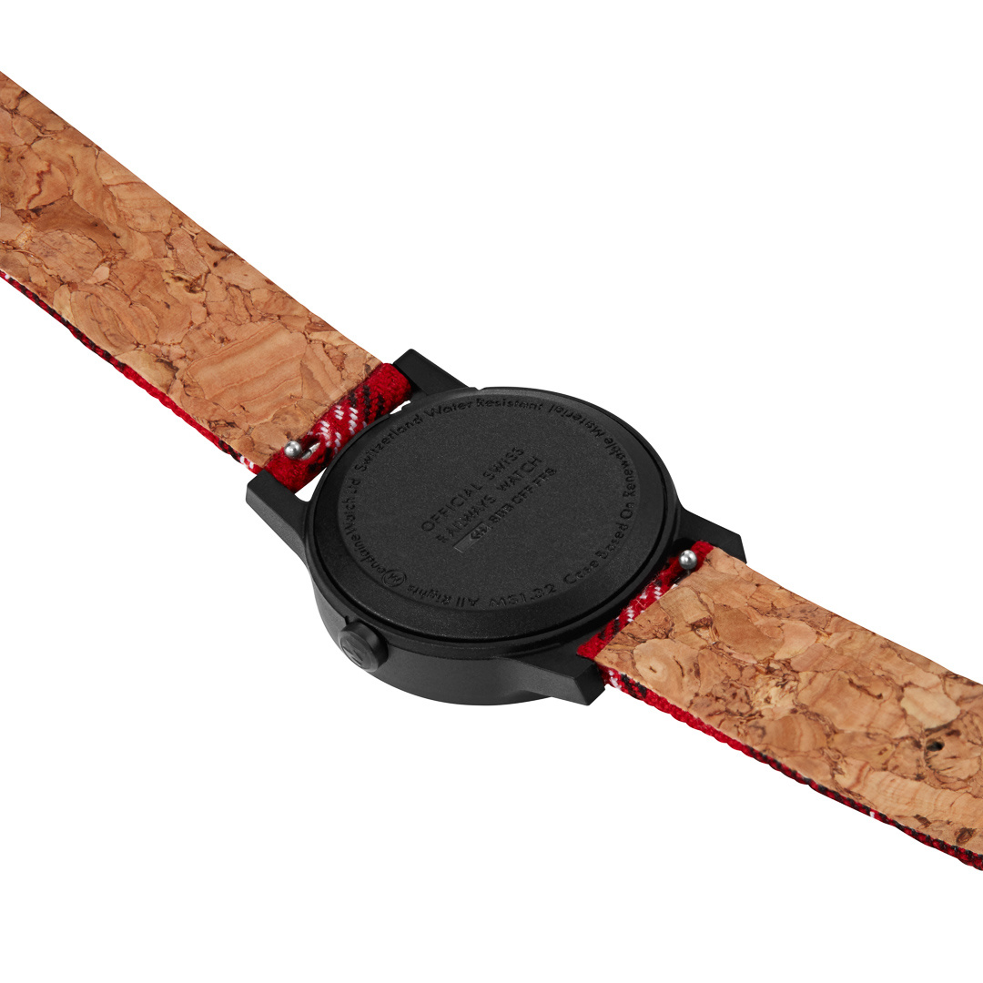 Mondaine - Horloge Dames - Essence - MS1.32111.LC-3