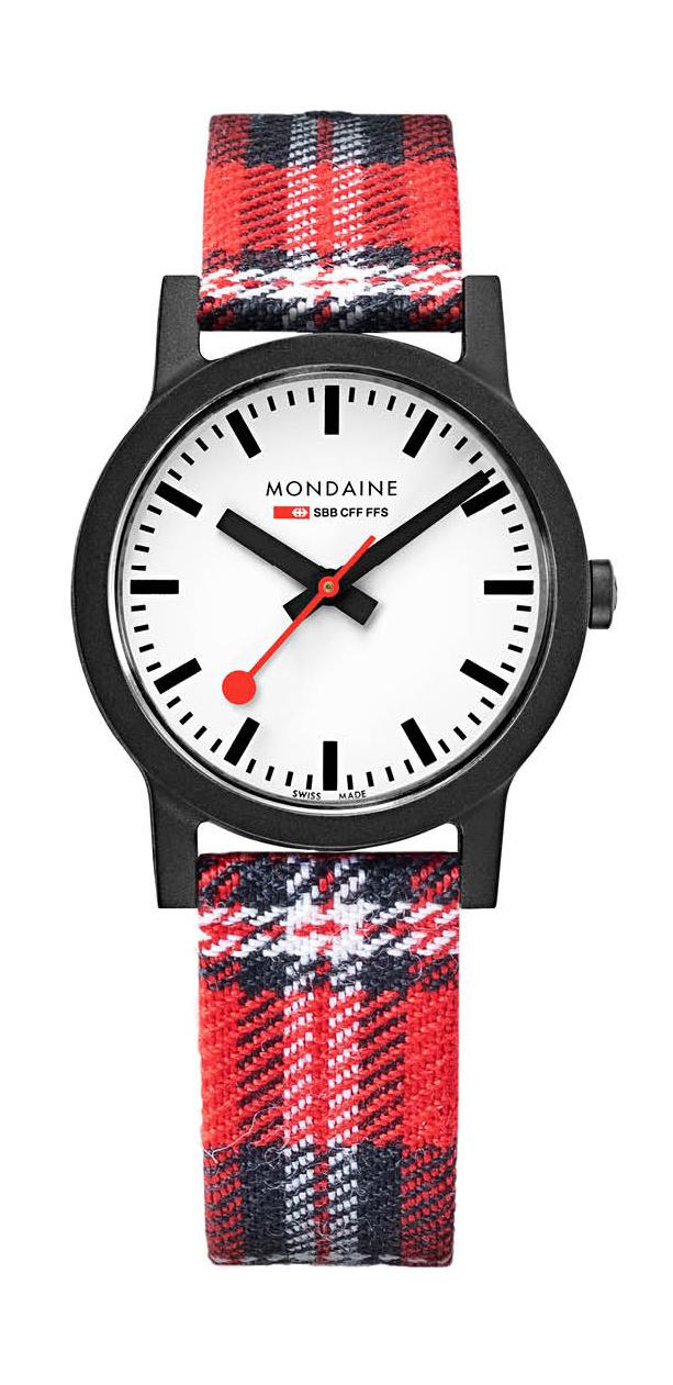 Mondaine - Horloge Dames - Essence - MS1.32111.LC-1