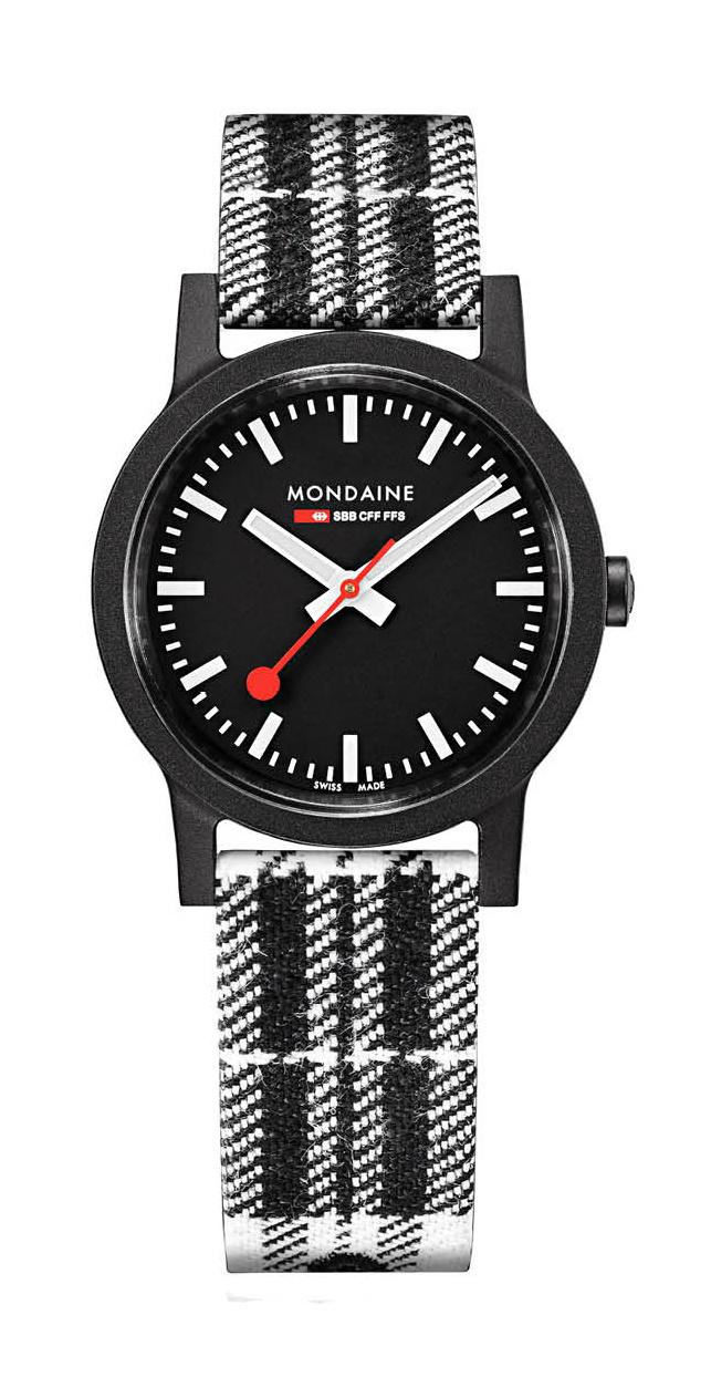 Mondaine - Horloge Dames - Essence - MS1.32120.LB-1