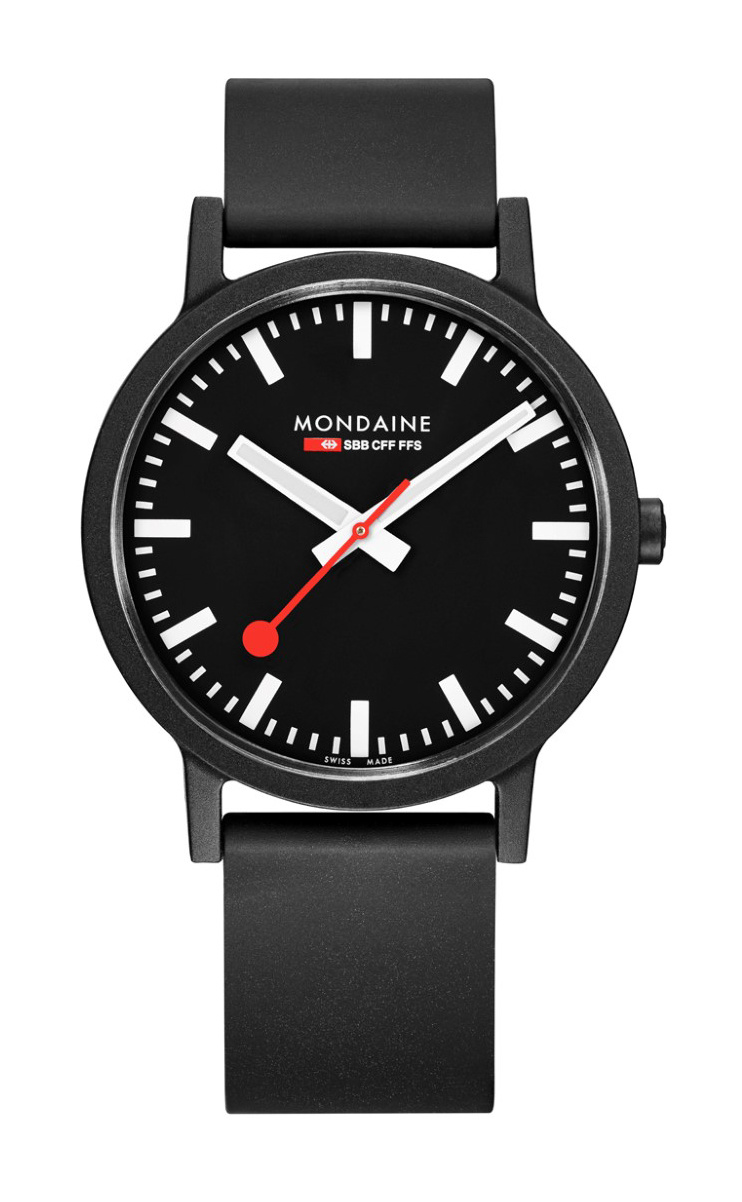 Mondaine - Horloge Unisex - Essence - MS1.41120.RB-1