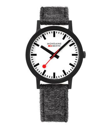 Mondaine - Horloge Unisex - Essence - MS1.41110.LH