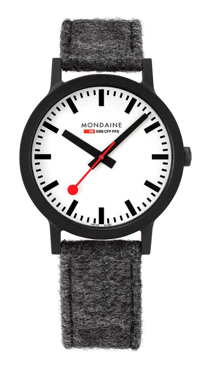 Mondaine - Horloge Unisex - Essence - MS1.41110.LH-1