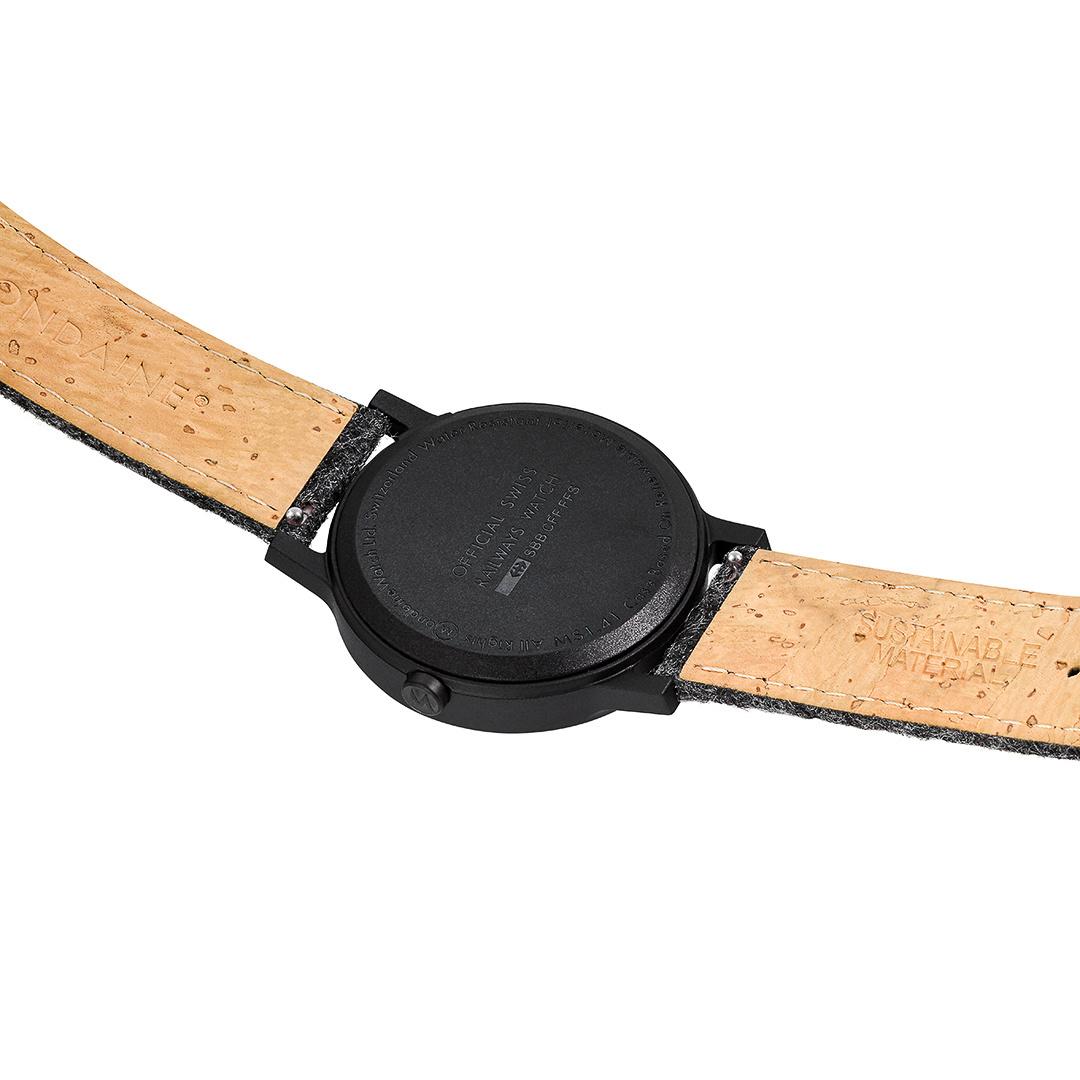 Mondaine - Horloge Unisex - Essence - MS1.41110.LH-4