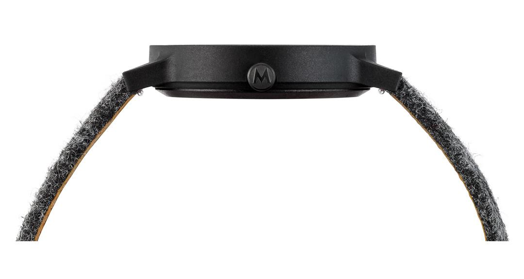 Mondaine - Horloge Unisex - Essence - MS1.41110.LH-5