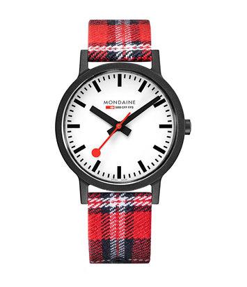 Mondaine - Horloge Unisex - Essence - MS1.41111.LC