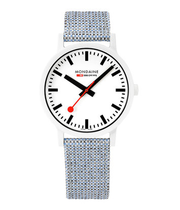 Mondaine - Horloge Unisex - Essence - MS1.41110.LD