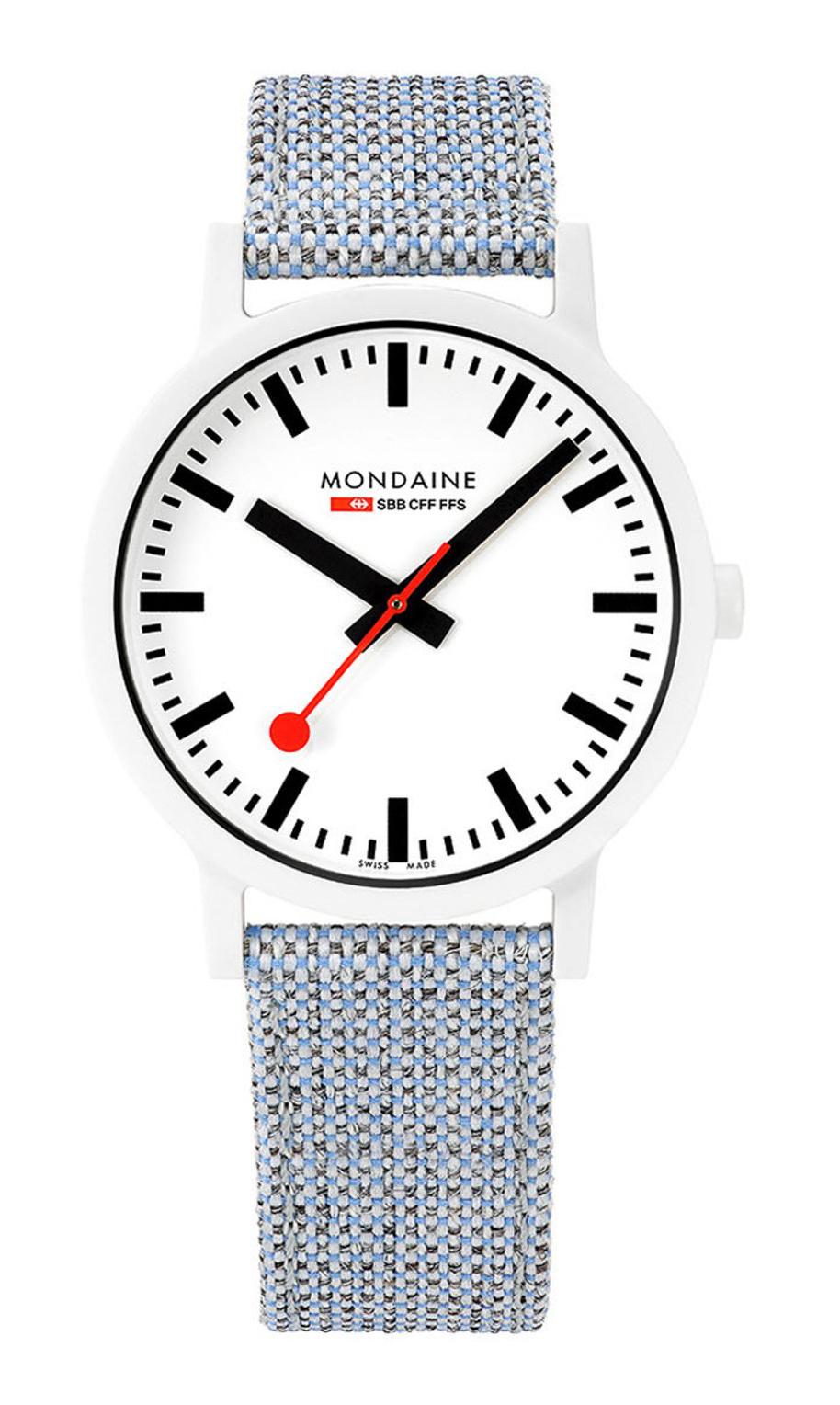 Mondaine - Horloge Unisex - Essence - MS1.41110.LD-1